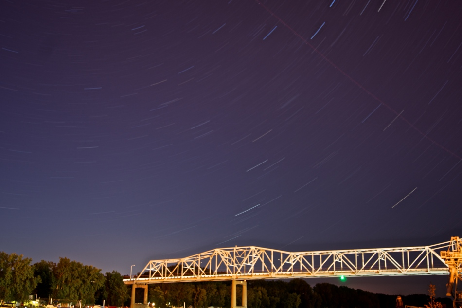 High Bridge Star Trails