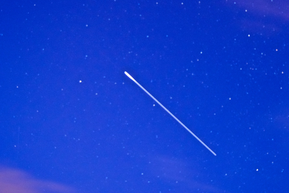 ISS Fly-Over
